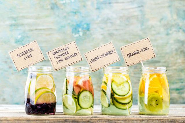 デトックスウォーターレシピ10選 ダイエット 美肌など効果も紹介 ビタパル